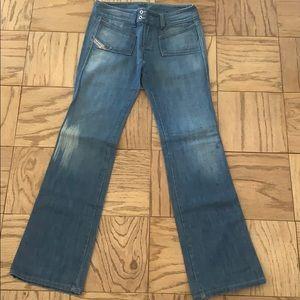 Diesel Blue Jeans